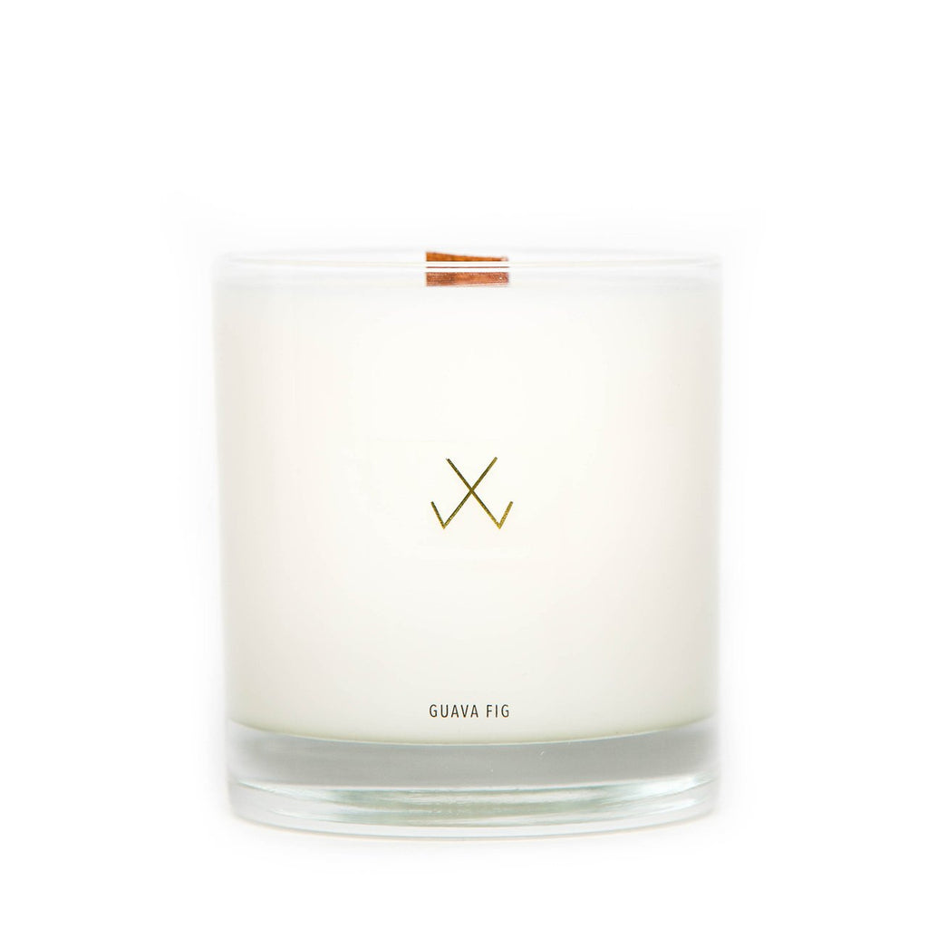 Simply Curated Candle Guava Fig
