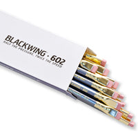 Blackwing 602 Pencils Firm, Set of 12