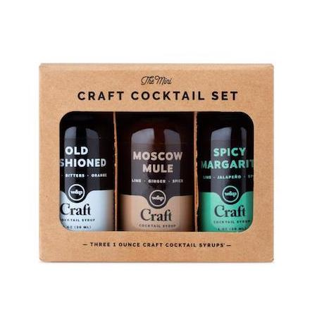 Craft Cocktail Mini Set