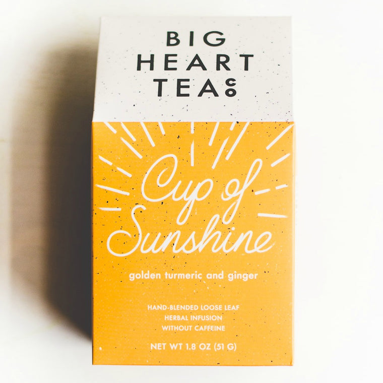 Big Heart Tea, Cup of Sunshine