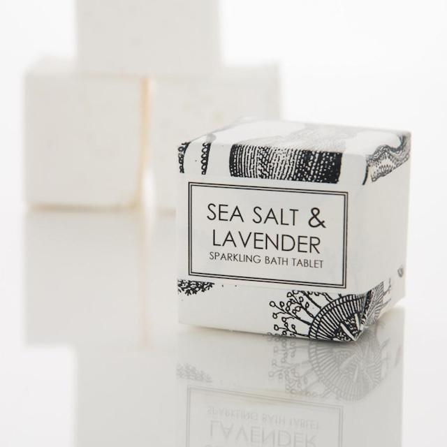 Sea Salt & Lavender Bath Tablet