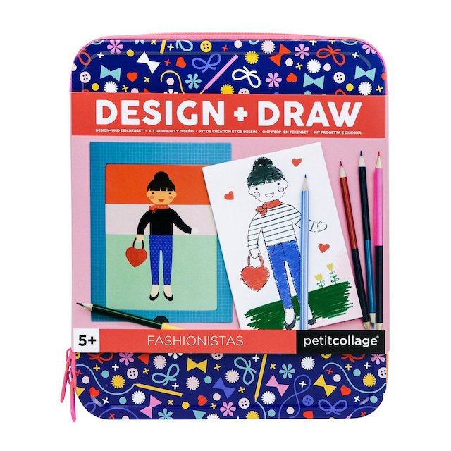 Design and Draw On-the-Go