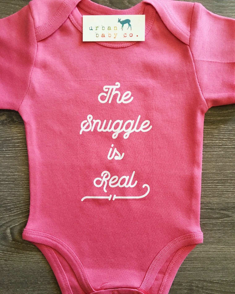 Real Snuggle Onesie, 3-6 months