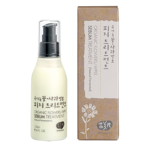 Whamisa Organic Flowers Sebum Treatment