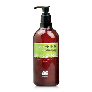 Whamisa Organic Fruits Body Cleanser