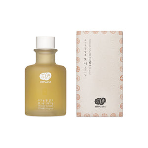 NEW - Whamisa Organic Flowers Toner Original