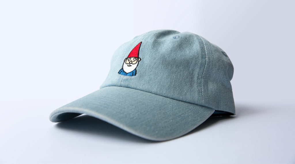 """Gnome"" Hat - Denim"