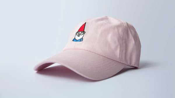 """Gnome"" Hat - Pink"