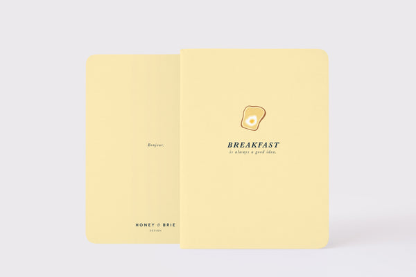 """Breakfast"" Notebook"