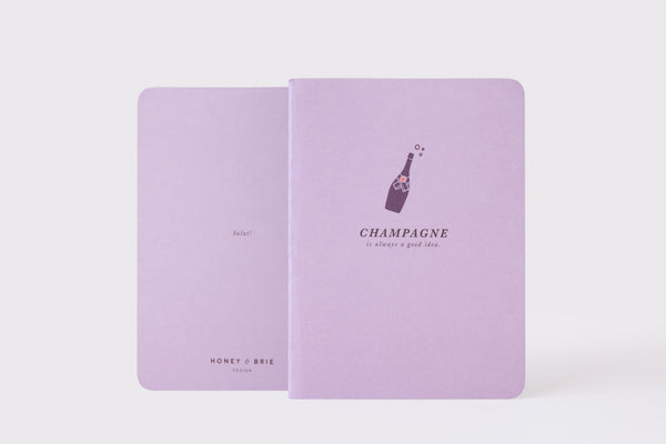 """Champagne"" Notebook"