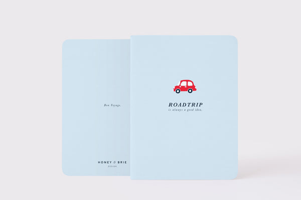 """Roadtrip"" Notebook"