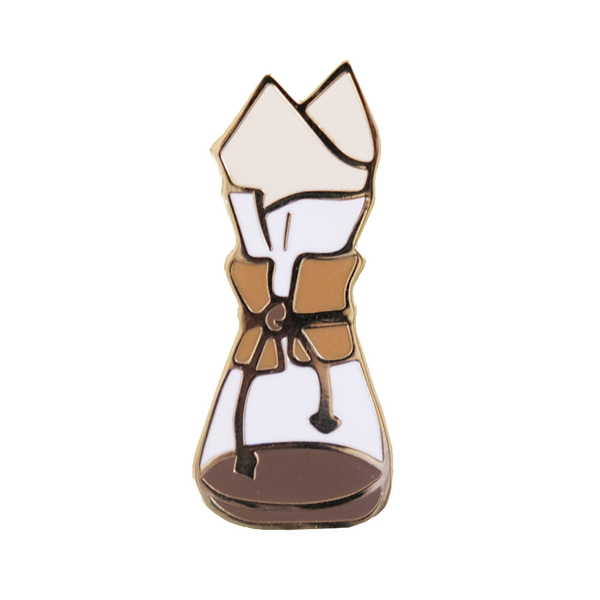 Coffee Brewer Pin
