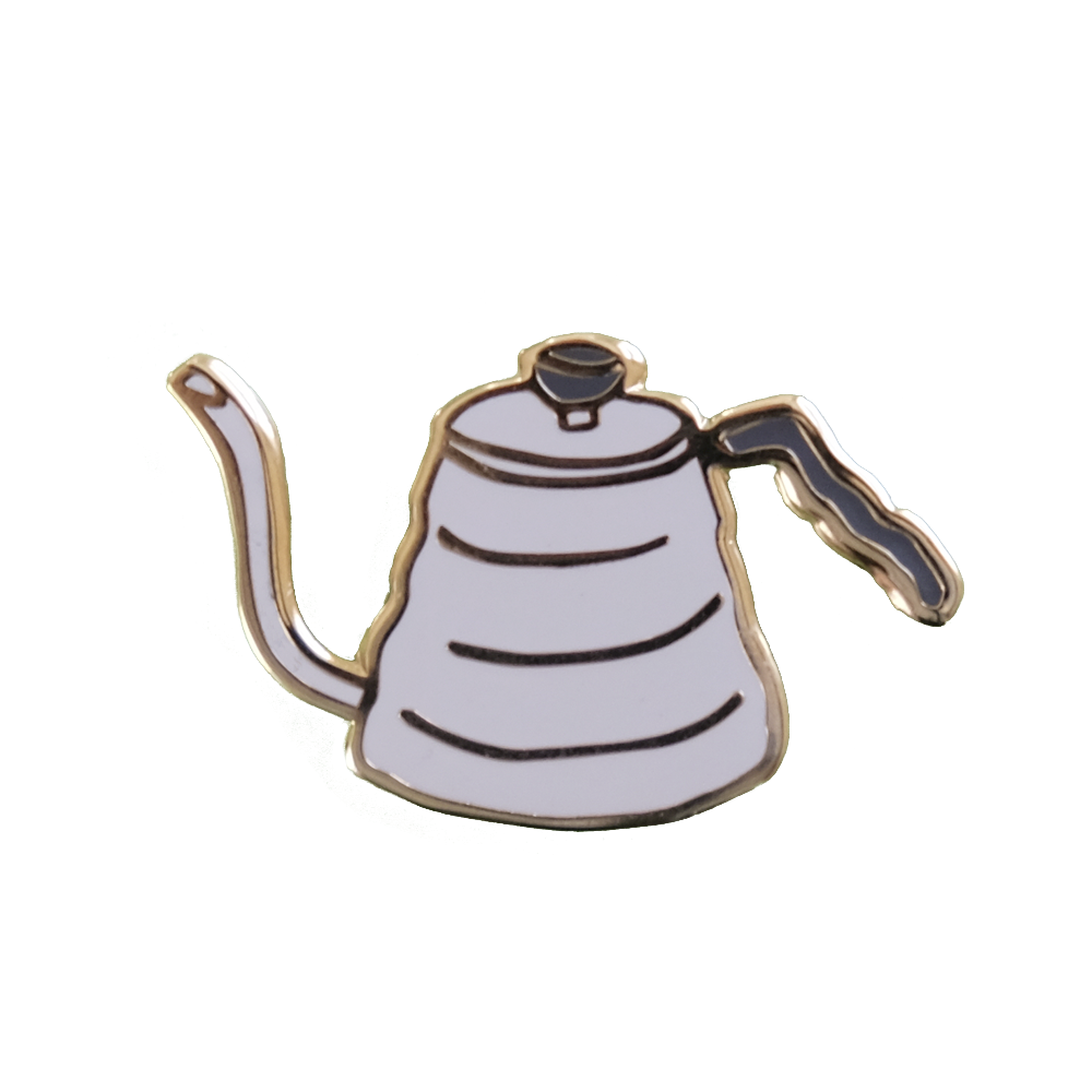 Pour Over Kettle Pin