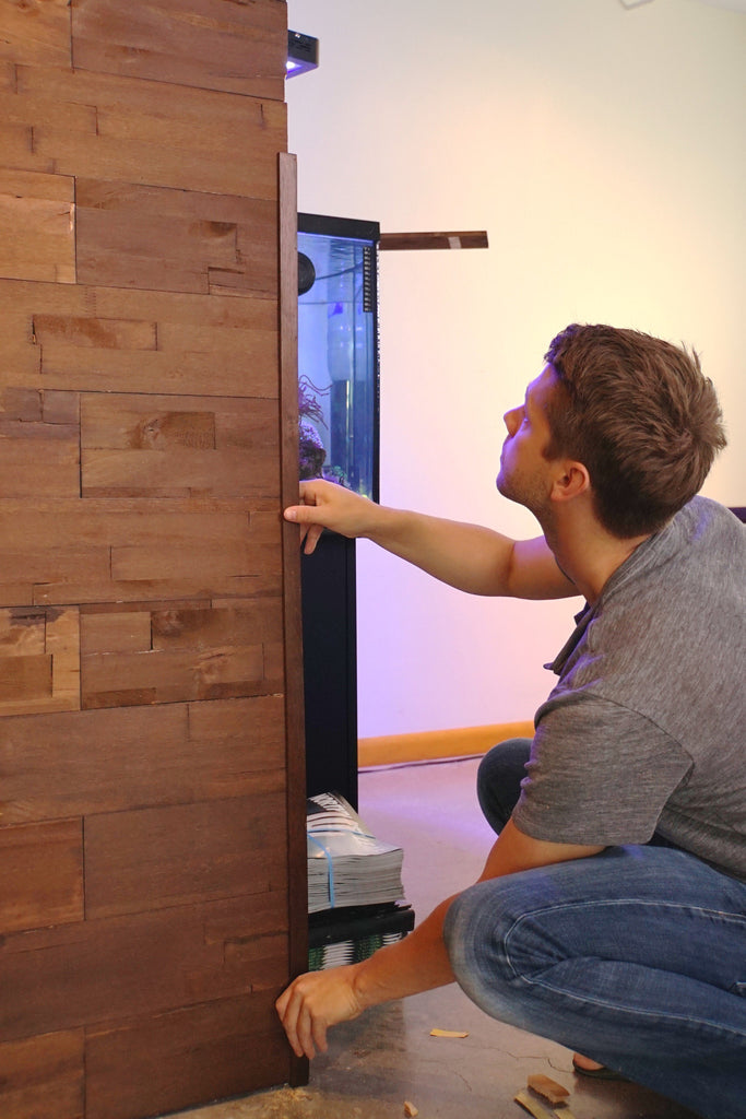 How To: Cap Off Your Next Project with mywoodwall Trim