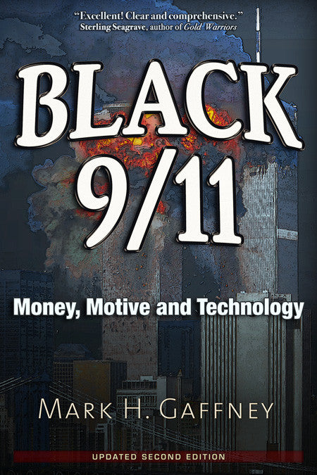 Black 9/11 Money, Motive and Technology, 2nd Edition