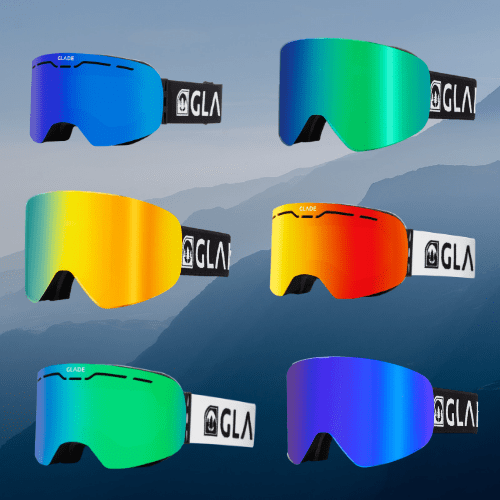 Ski Goggle Lens Color Guide