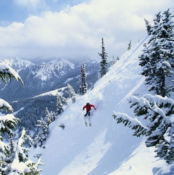 Skiing Near Seattle - Glade Weekend Warrior Series