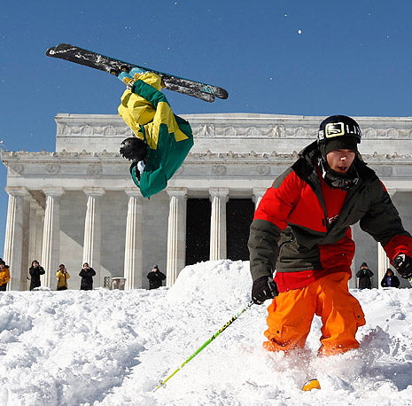 Ski Resorts Near DC - Glade Weekend Warrior Series