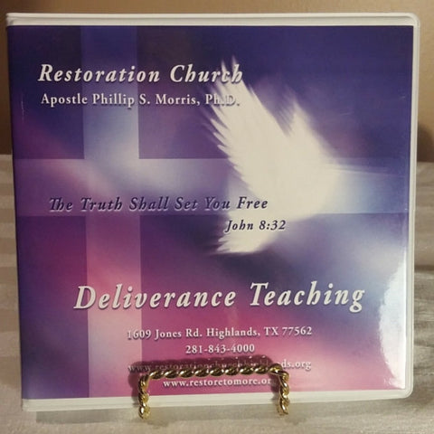 Deliverance Teaching - 5 CD's