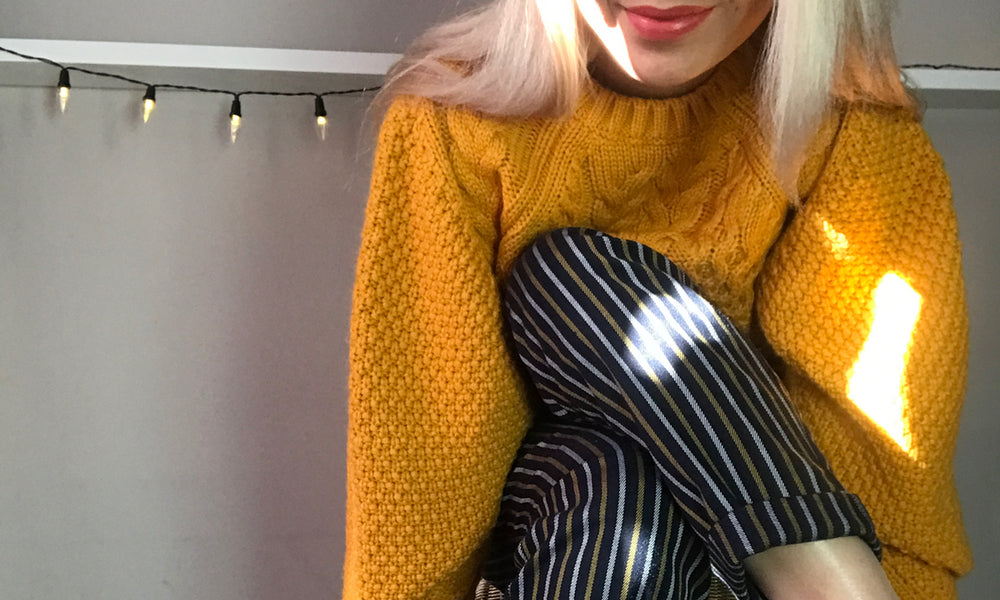 The colour mustard - should we wear it?