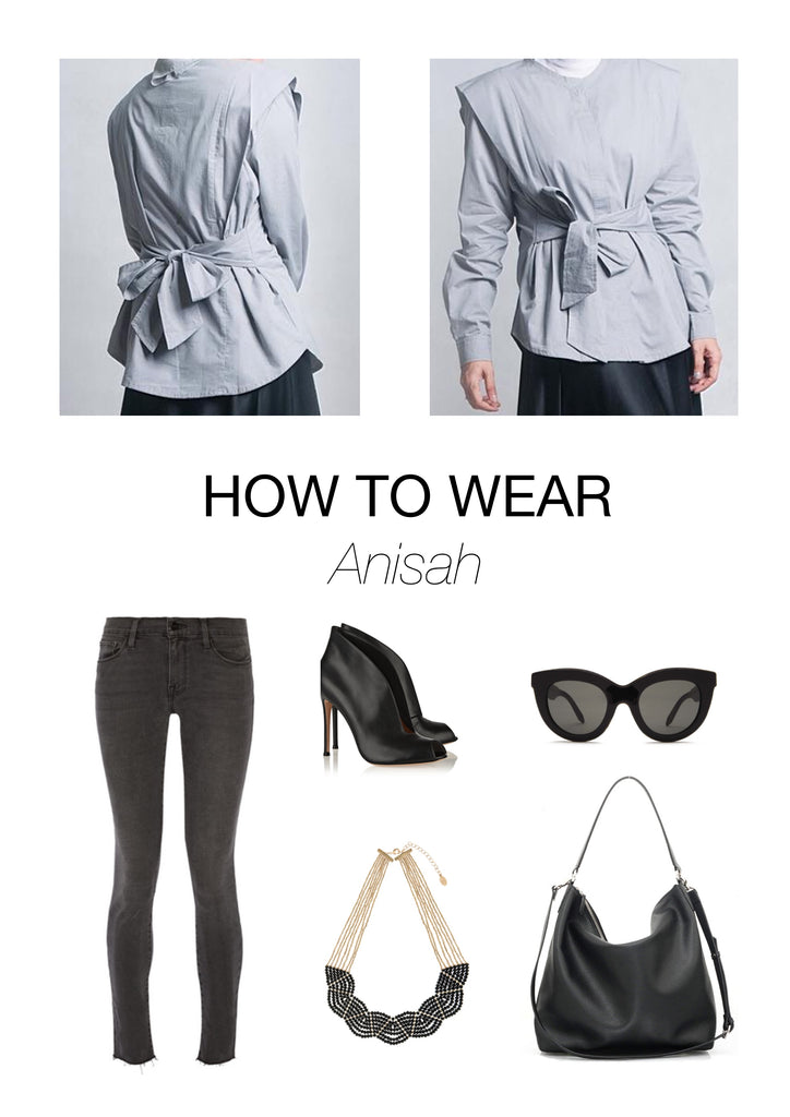 7089b0b7f366 Hijab blog for women - How to dress in modesty clothing using the ...