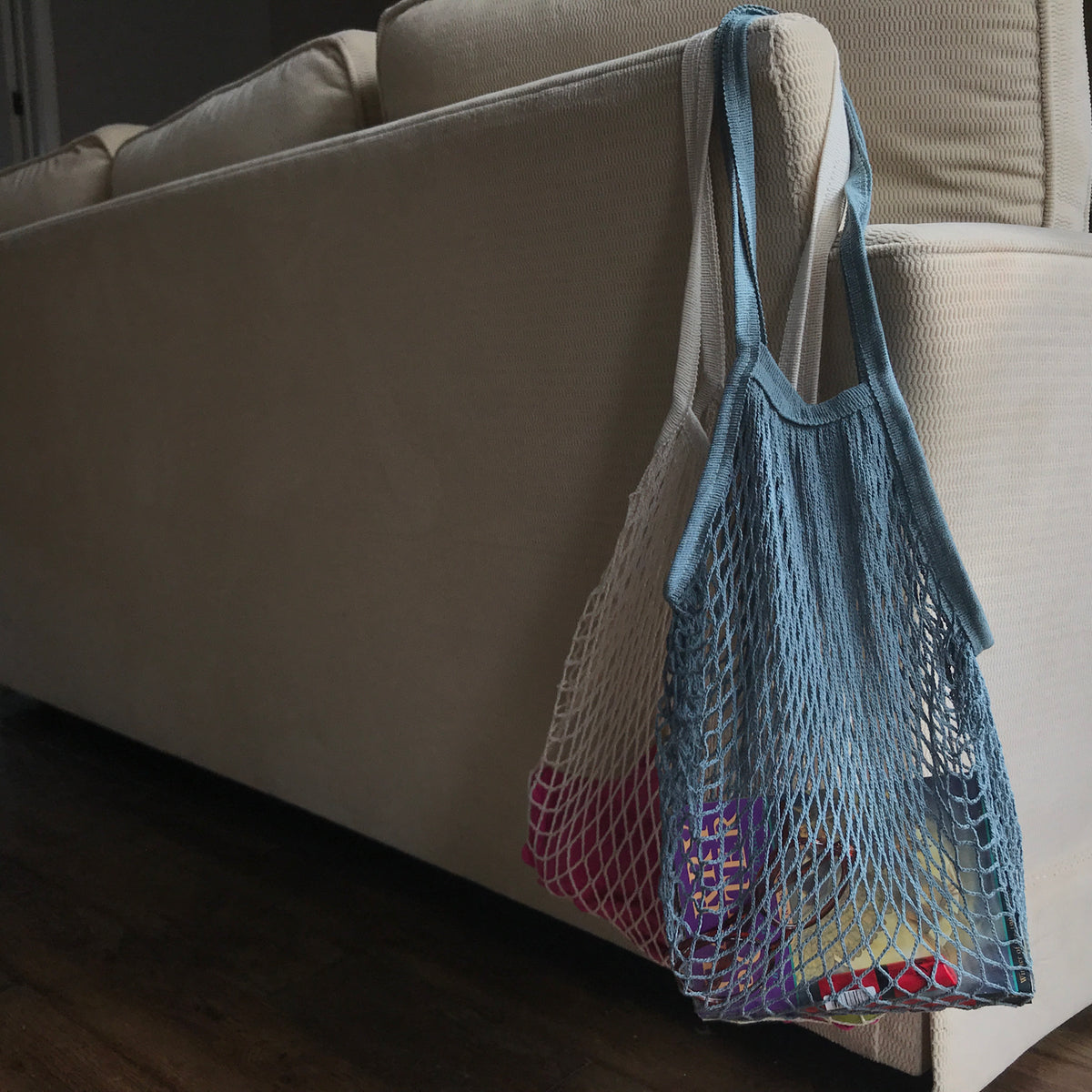 Suma string shopper bag