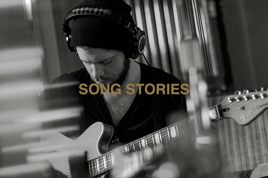Song Stories: Raw Diamond Ring