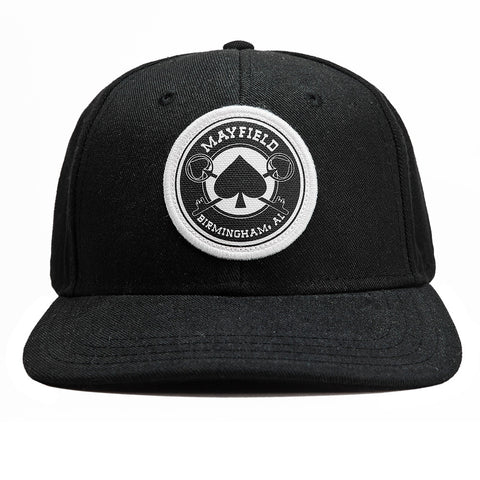 Matthew Mayfield Logo Hat (Black)