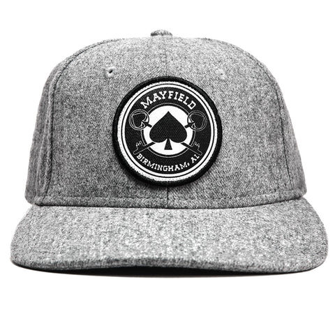 Matthew Mayfield Logo Hat (Gray)