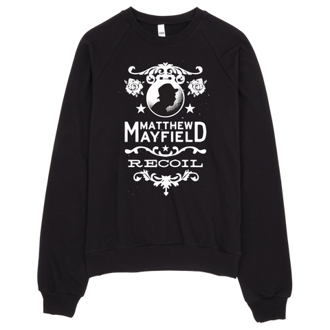 MM RECOIL Crewneck Sweatshirt (Black)