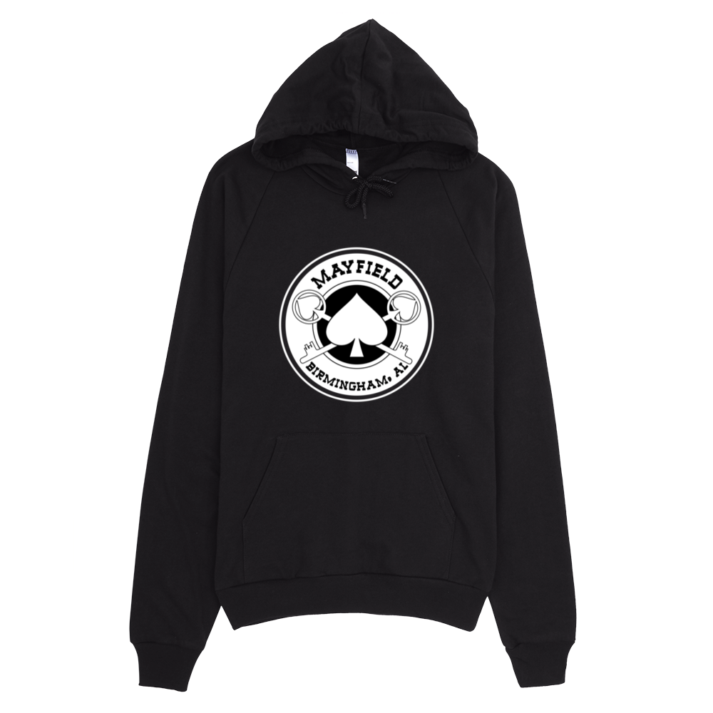 MM Logo Pullover Sweatshirt (Black)
