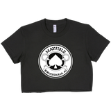 MM Logo Crop Top T-Shirt (Women's)