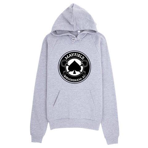 MM Logo Pullover Sweatshirt (Gray)