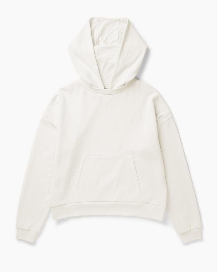 Richer Poorer Bone Recycled Fleece Hoodie