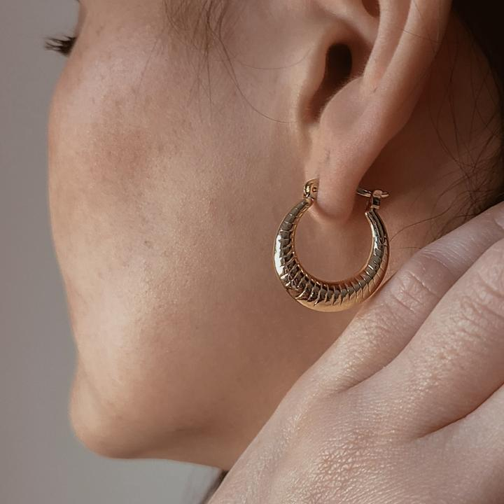 Indigo Muse Unconditional Earrings