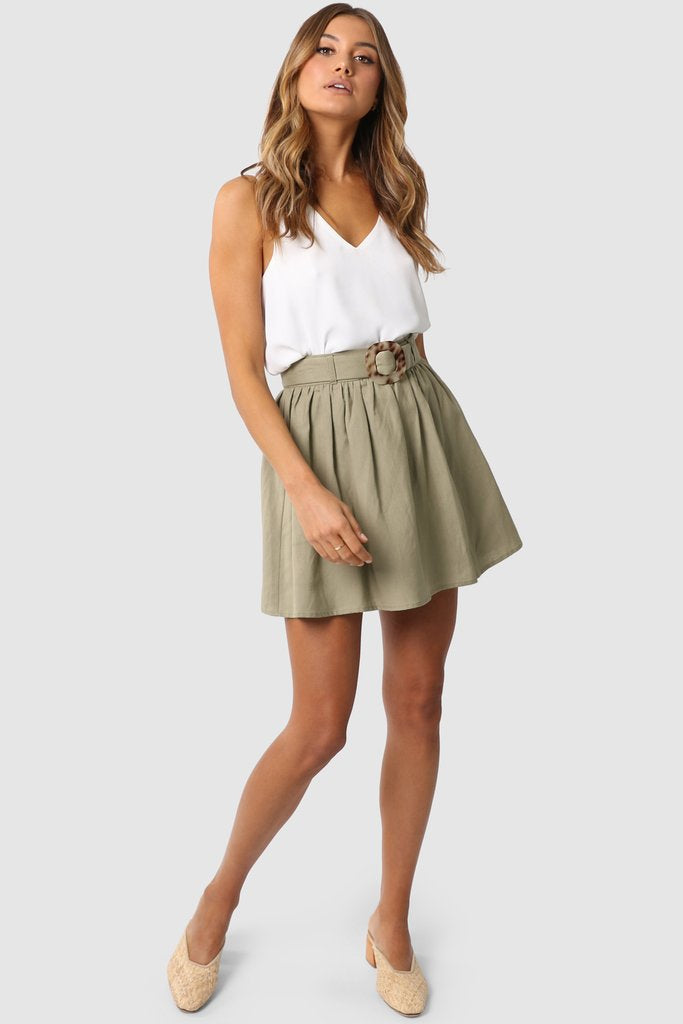 Madison the Label Farah Skirt