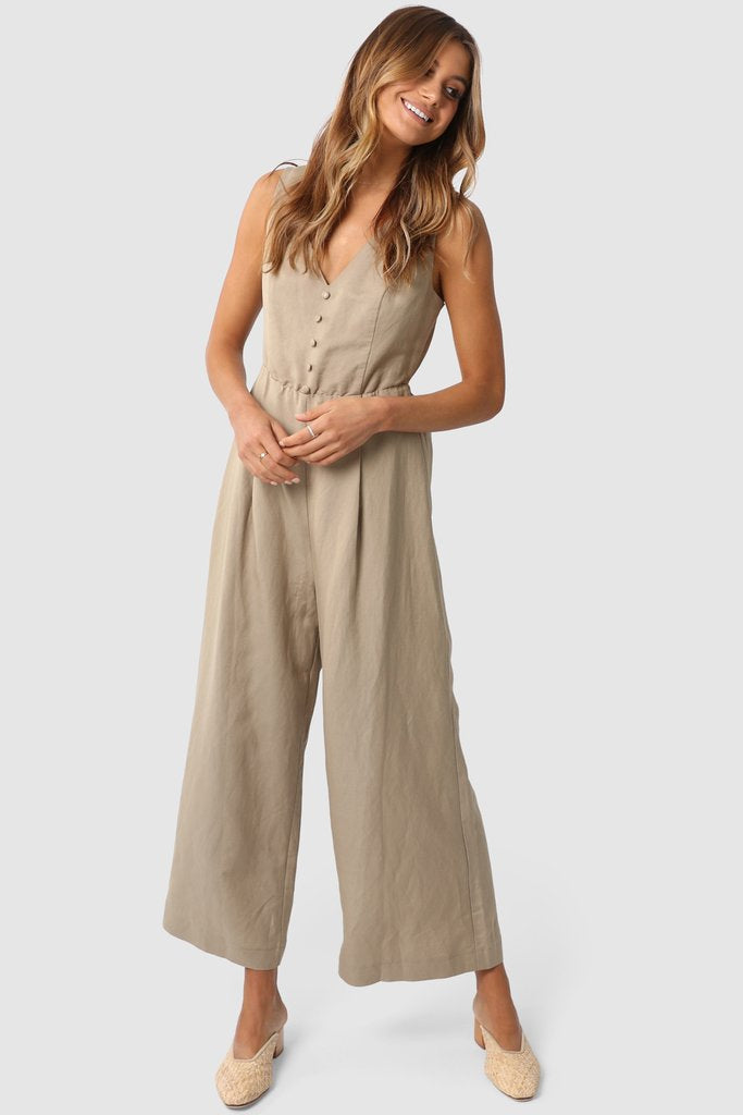 Madison the Label Effie Pantsuit