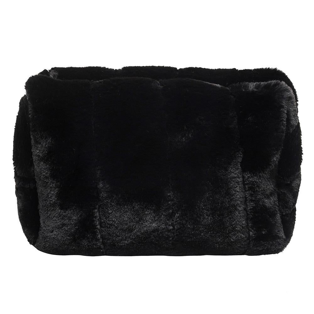 MYTAGALONGS Black Minx Cosmetic Pouch
