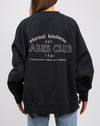 "Brunette the Label ""ENTERNAL KINDESS"" Not Your Boyfriend's Sweatshirt"