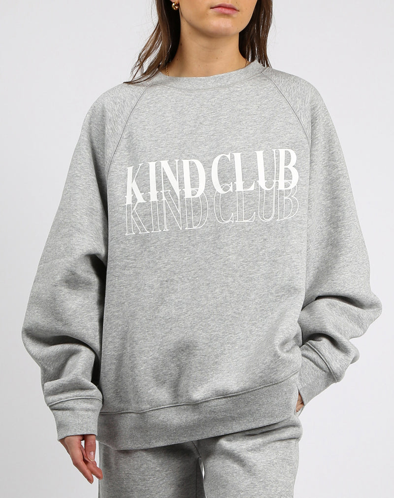 "Brunette the Label ""KIND CLUB"" Not Your Boyfriend's Crew"