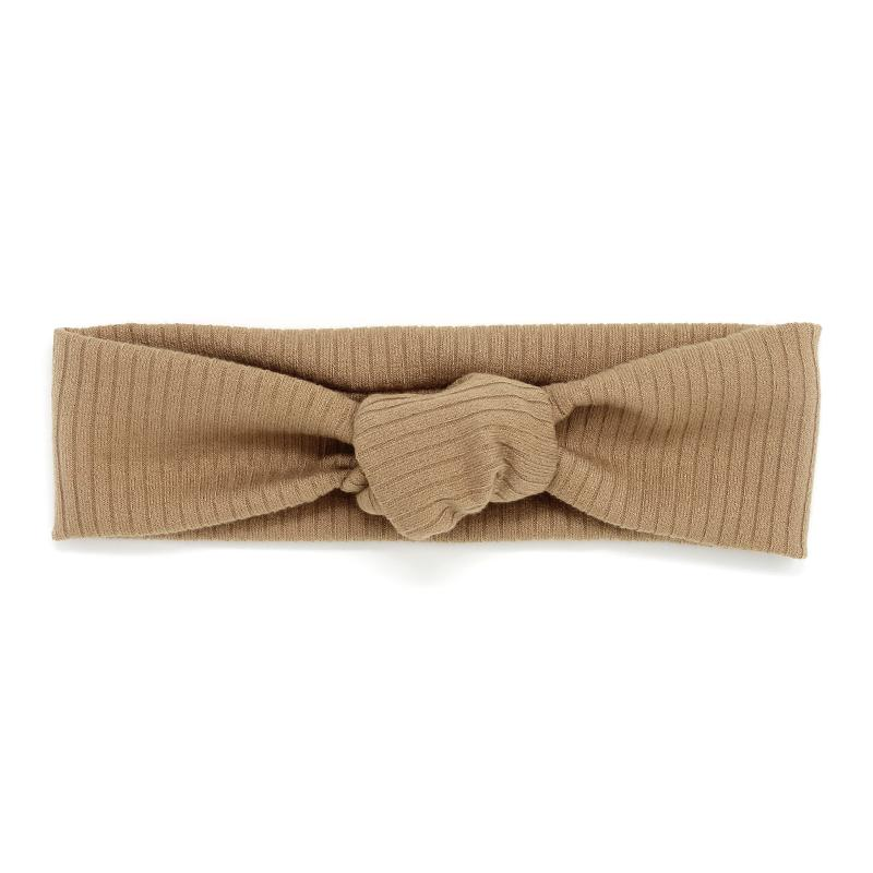 Supercrush Caramel Sweater Superknot