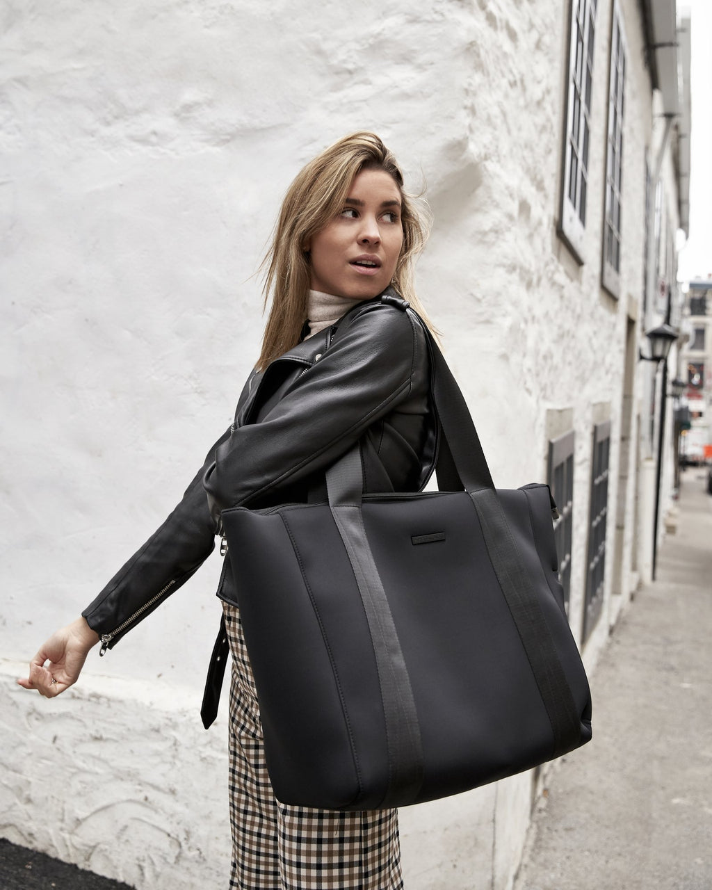 MYTAGALONGS Onyx Everleigh Weekender