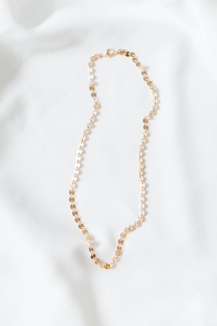 Lavender & Grace Sonny Chain Necklace