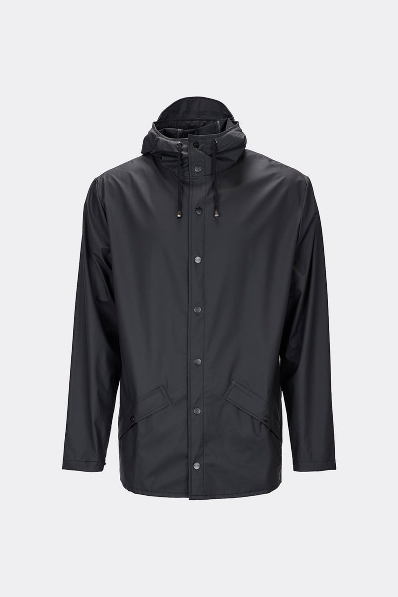 RAINS Black Jacket