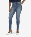 Kut from the Kloth Mia FAB AB High Rise Skinny Jeans