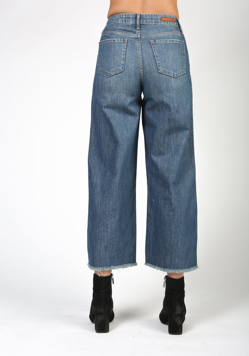 Articles of Society Lyla Wide Leg Jeans