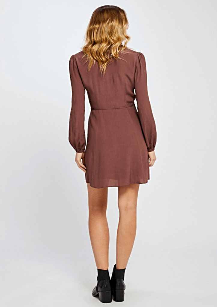 Gentle Fawn Kathleen Wrap Dress