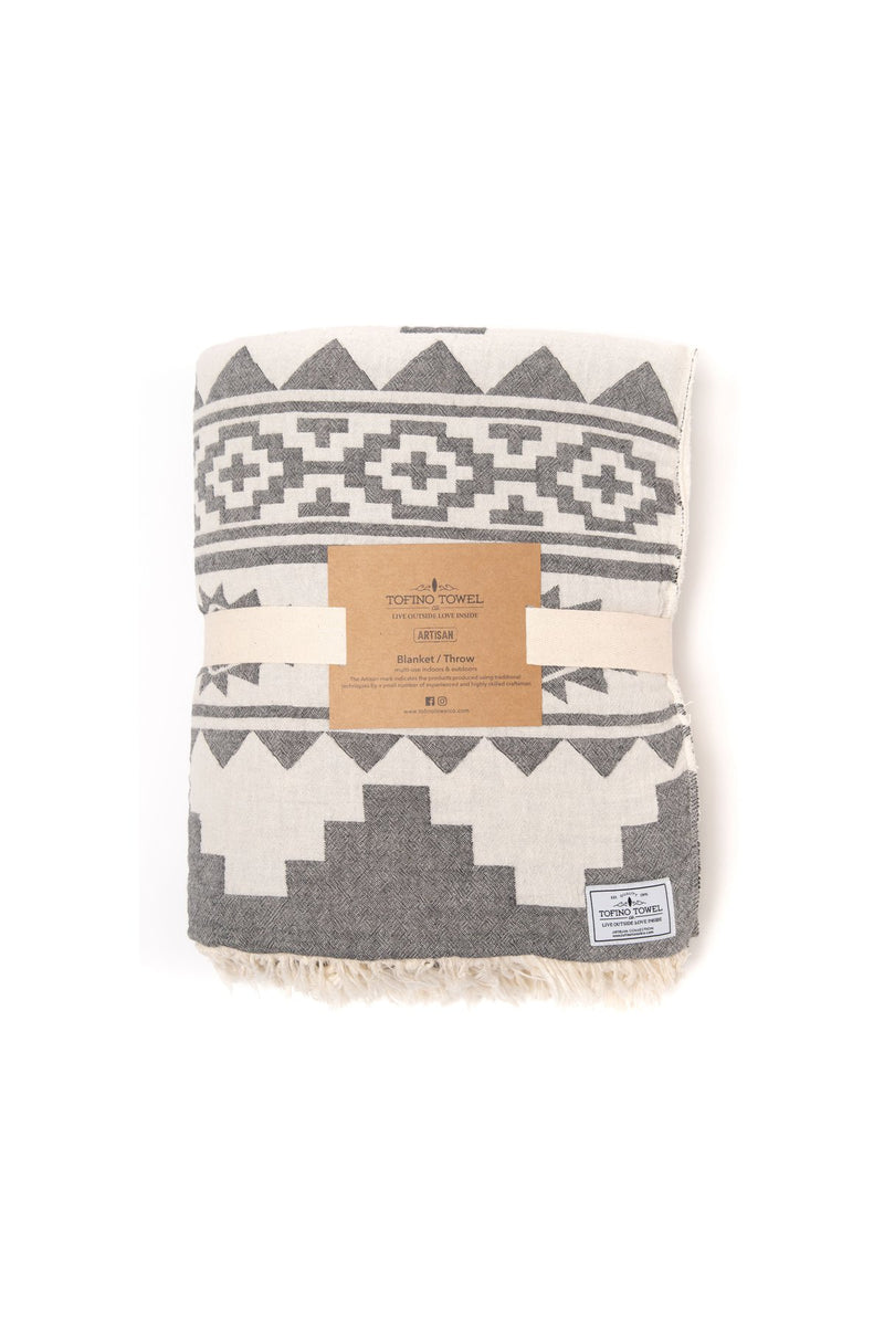 Tofino Towel Co. The Beachcomber Throw