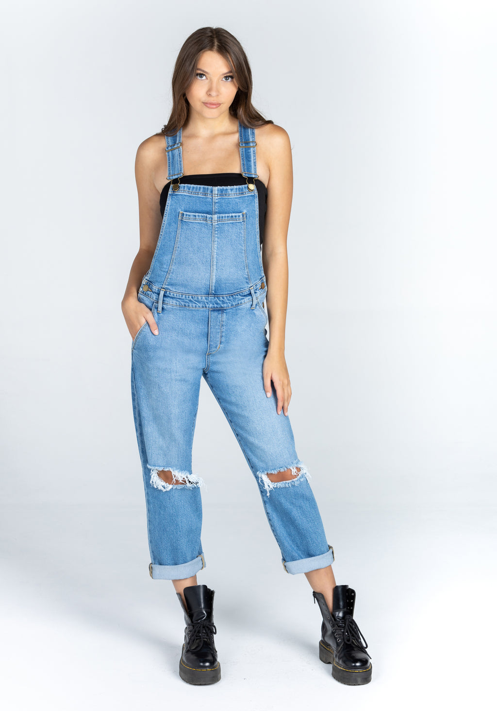Articles of Society Woodstock Overalls
