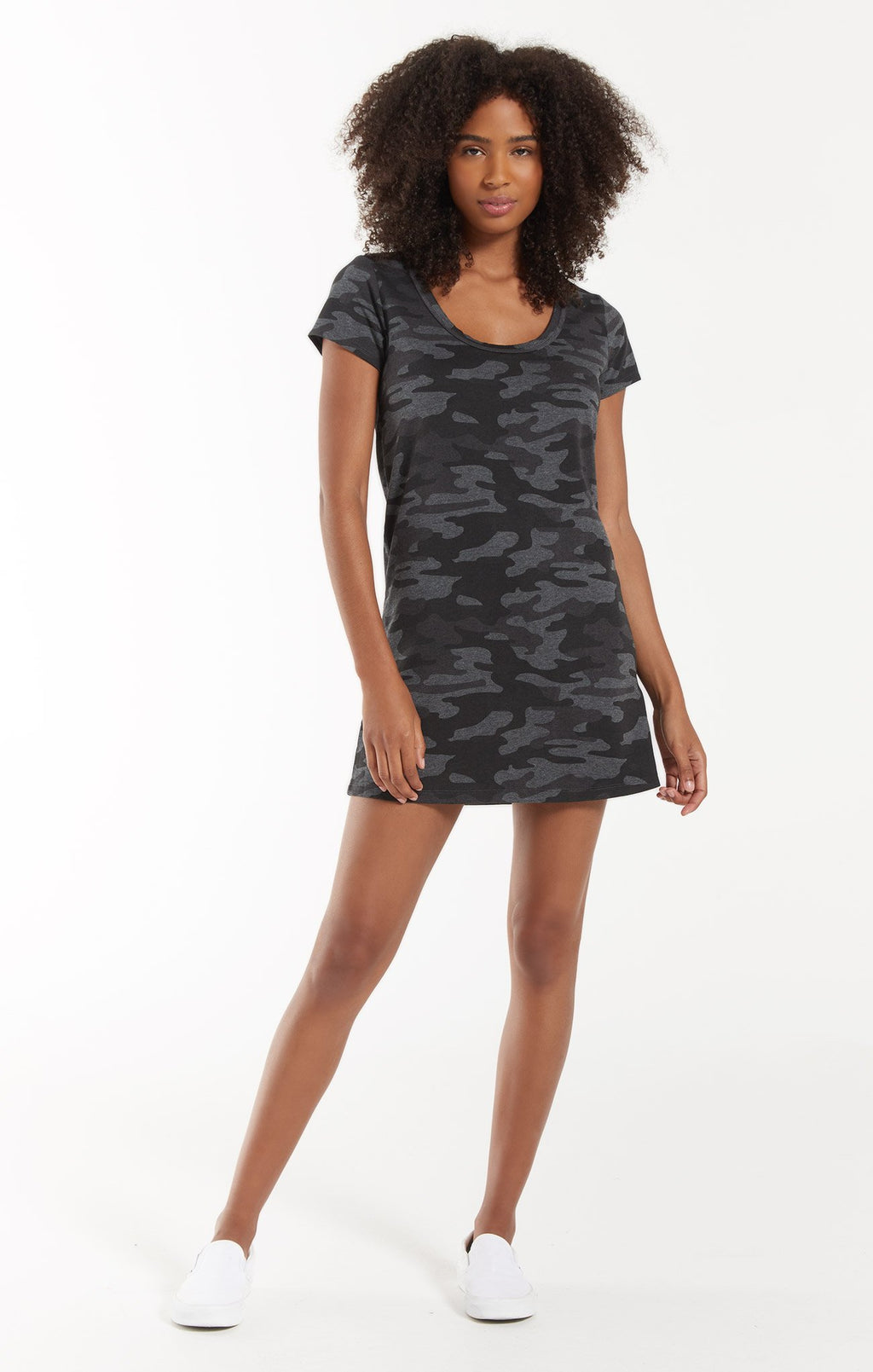 Z Supply Payton Camo Dress